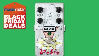 30% off MXR's limited edition Dookie V2 overdrive pedal is a Black Friday bargain for Green Day fans