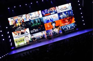 Bell Media Introduces Fall Lineup with APG Video Wall
