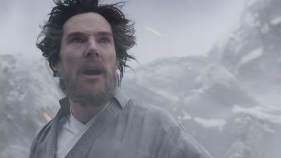 The Avengers get a name drop in the new Doctor Strange trailer