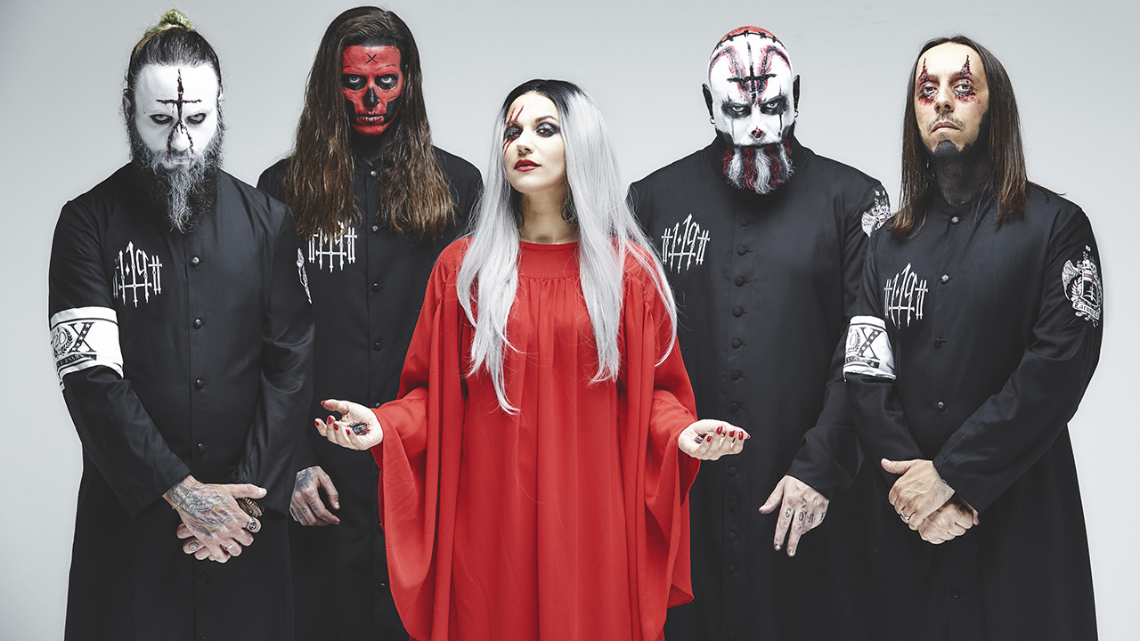 Experience the terror of the London Dungeon with Lacuna Coil | Louder
