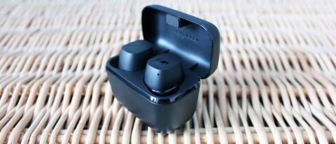 De Sennheiser CX True Wireless in de oplaadcase