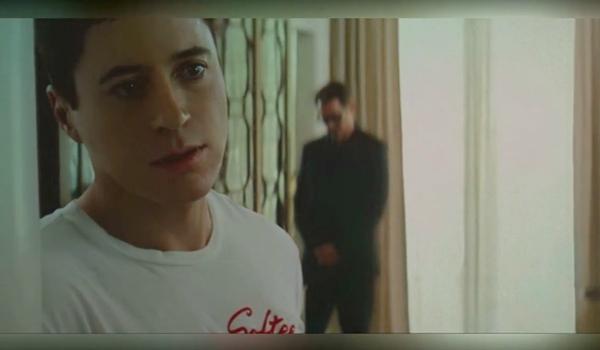 Young Robert Downey Jr. in Captain America Civil War