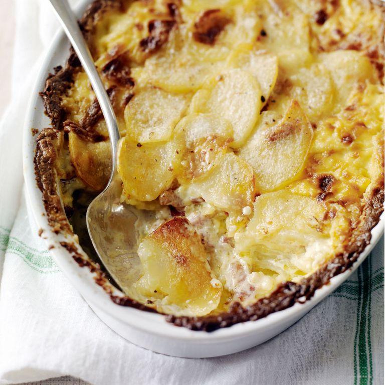 Tartiflette recipe-potato recipes-recipe ideas-new recipes-woman and home