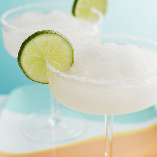 Tequila fans will adore this classic margarita recipe on a summer's evening