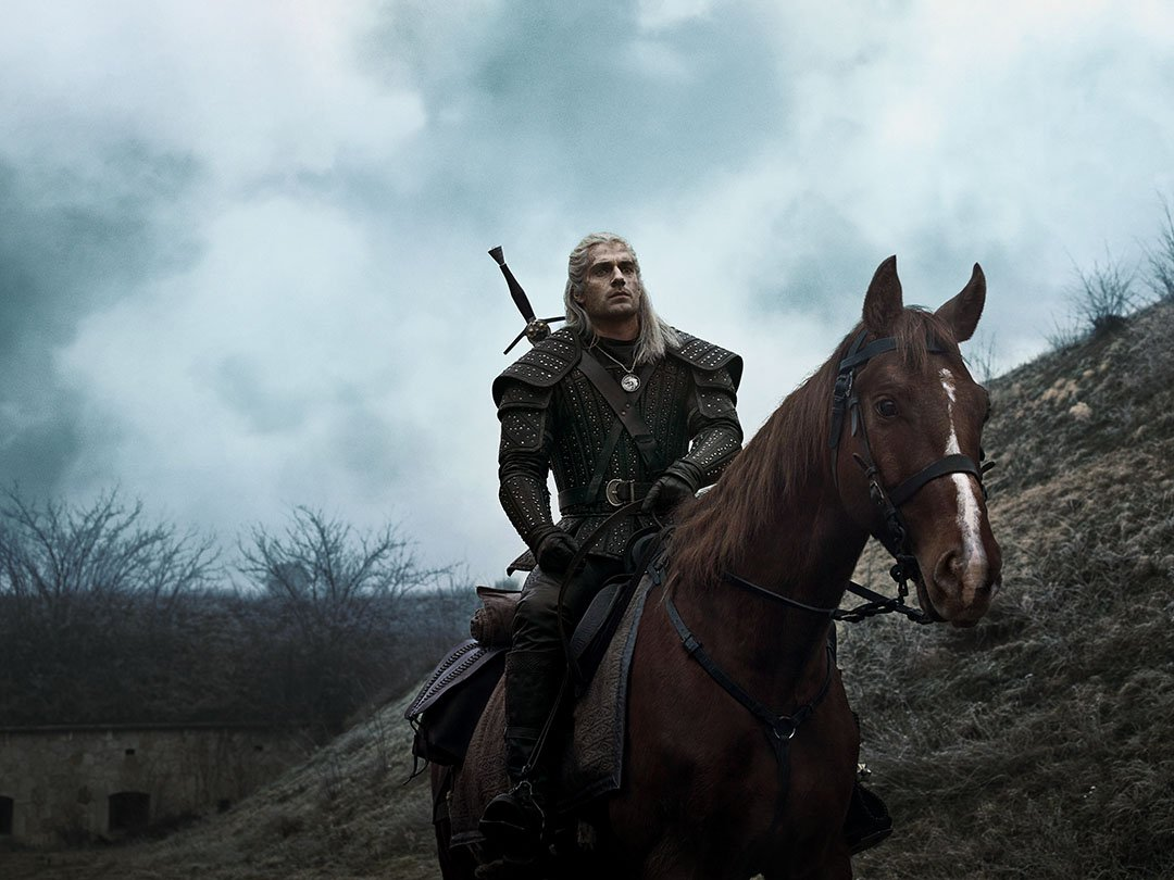 Here's your first look at Roach in Netflix's The Witcher series | PC Gamer
