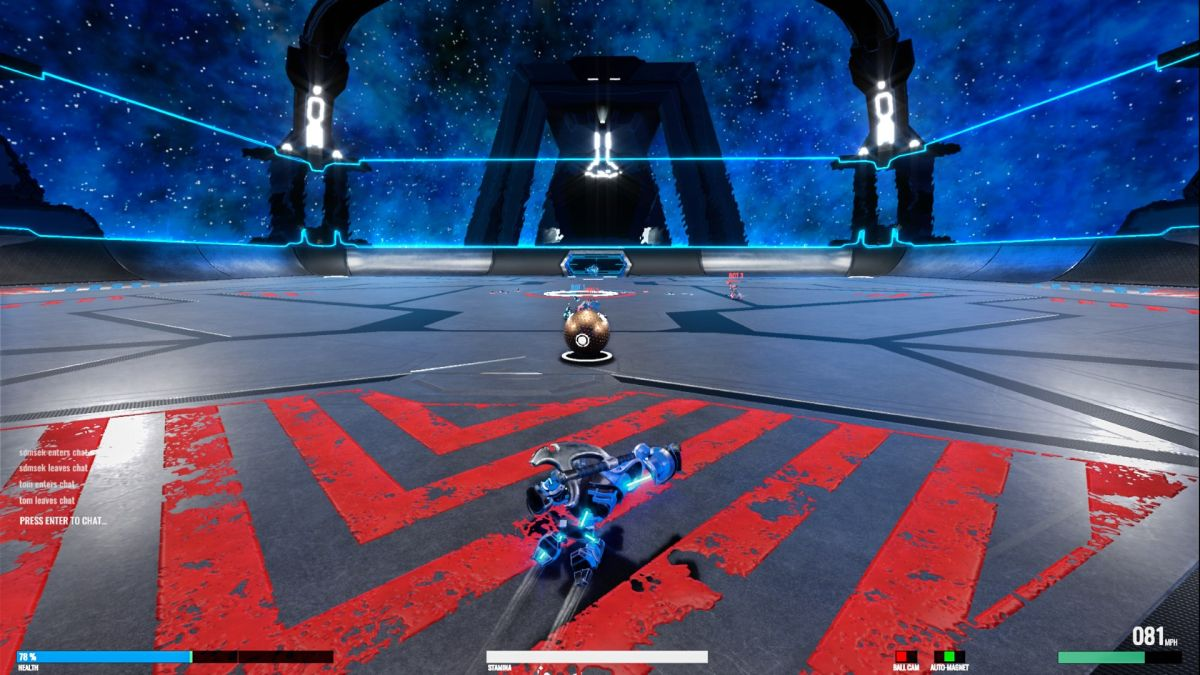 Mad Machines looks like Rocket League with massive armored robots instead of cars
