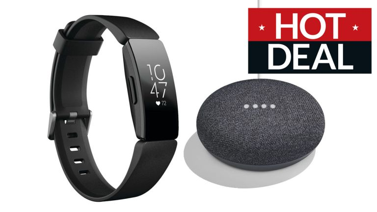 Amazon Prime Day Fitbit Google Home bundle