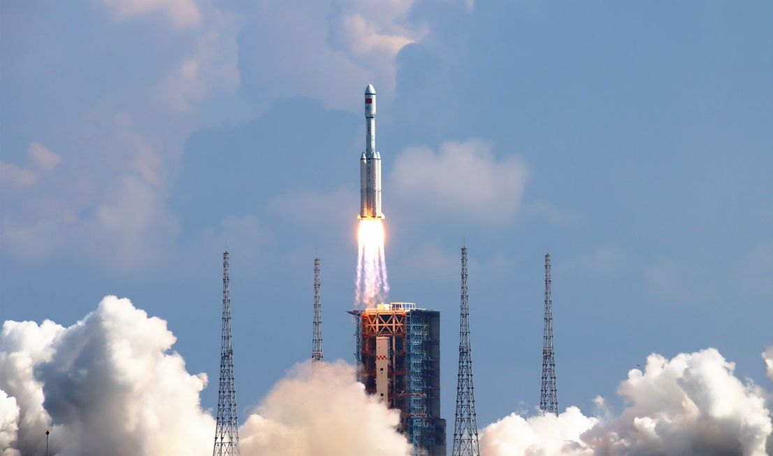 China launches Tianzhou 3 cargo ship to new space station