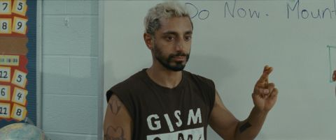 Riz Ahmed plays Ruben in 'Sound of Metal,' the story of a drummer dealing with severe hearing loss.