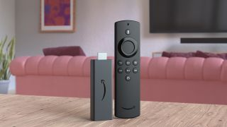 The Amazon Fire TV Stick Lite