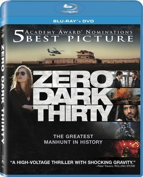 zero dark thirty box