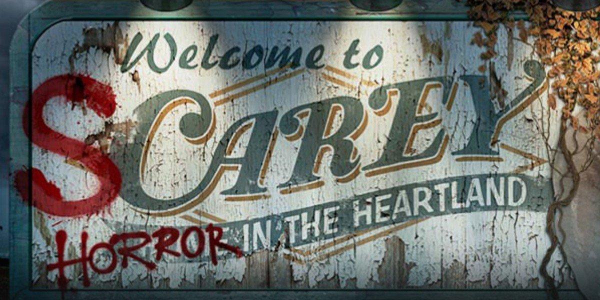 welcome to scarey: horror in the heartland haunted maze at universal studios orlando halloween horror nights