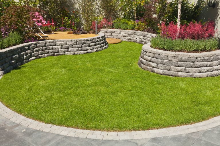 Monty Don lawn care tips