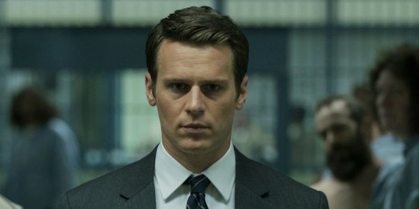 Jonathan Groff Holden Ford Mindhunter