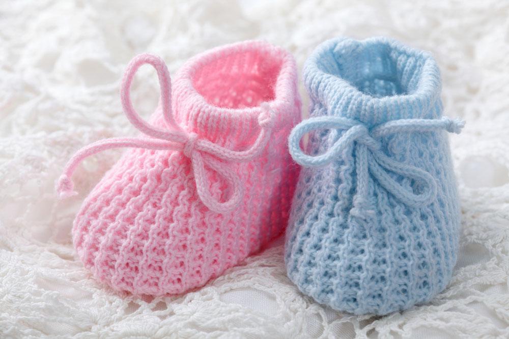 Baby/'s Scan photos ~ soft pink photo album