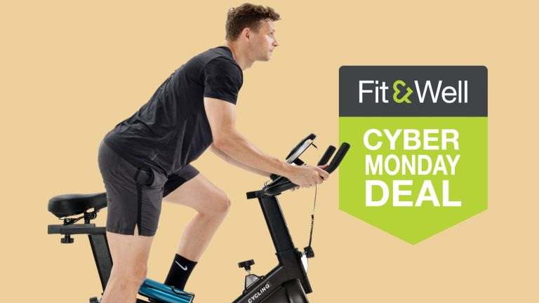 Cyber Monday deal: Half Price on this indoor exercise bike from Walmart
