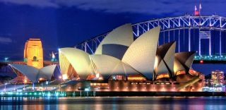 The Sydney Opera House, proportions, the Golden mean