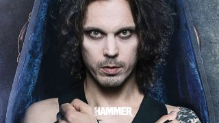 Ville Valo in Metal Hammer