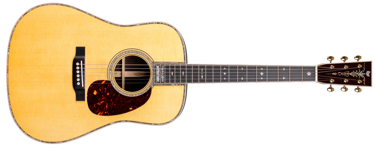 Martin's opulent D-45 Woodstock 50th Anniversary headlines 5 new acoustic releases | Guitarworld
