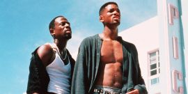 How Will Smith And Martin Lawrence Celebrated Bad Boys' Big Anniversary