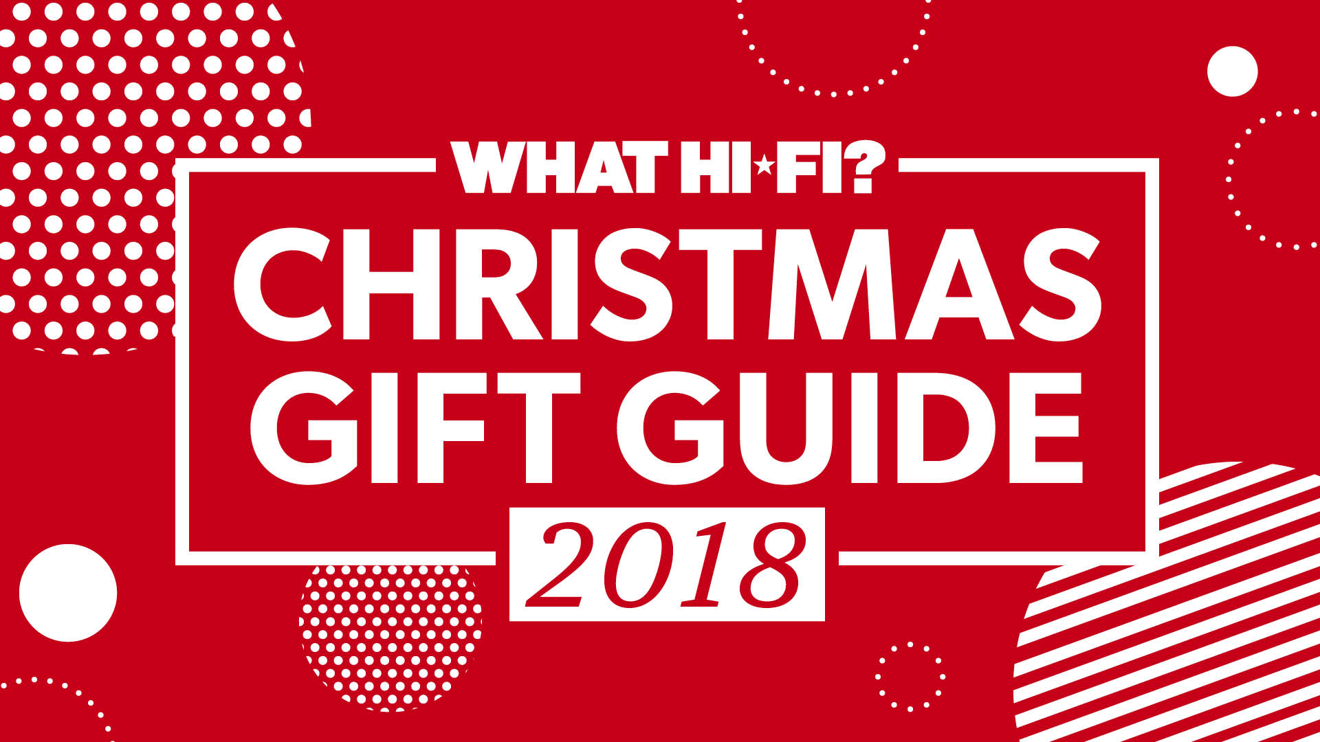 Christmas Gift Guide 2018: the best gift ideas for music, film and ...