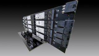The Storage Scaler board