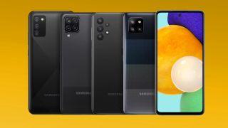 Samsung Galaxy A Series 2021