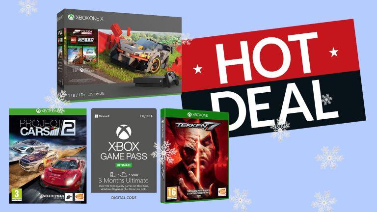 Xbox One X bundle deal