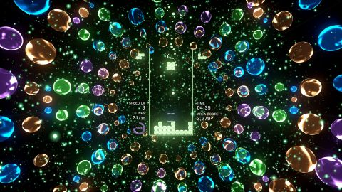 Tetris Effect PC review | PC Gamer