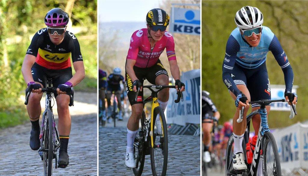 Paris-Roubaix Femmes