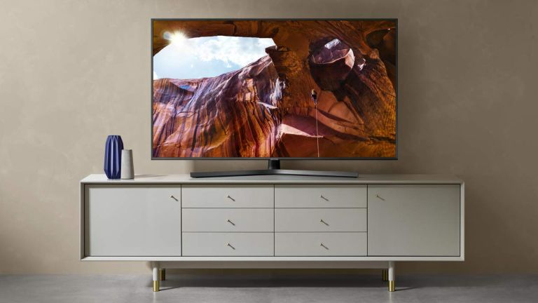 Samsung RU7400 43 inch 4K Smart UHD TV