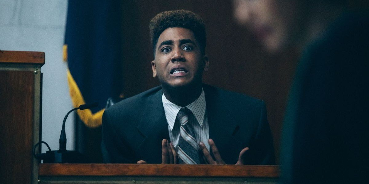 Jharrel Jerome in When They See Us
