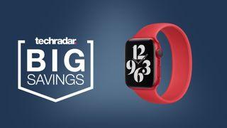 Black Friday deal Apple Watch 6 Amazon