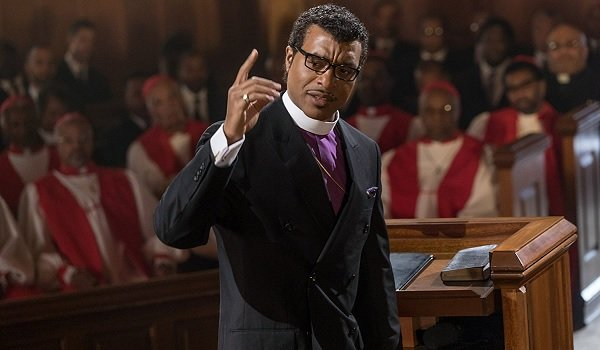 Come Sunday Chiwetel Ejiofor preaching as Carlton Pearson