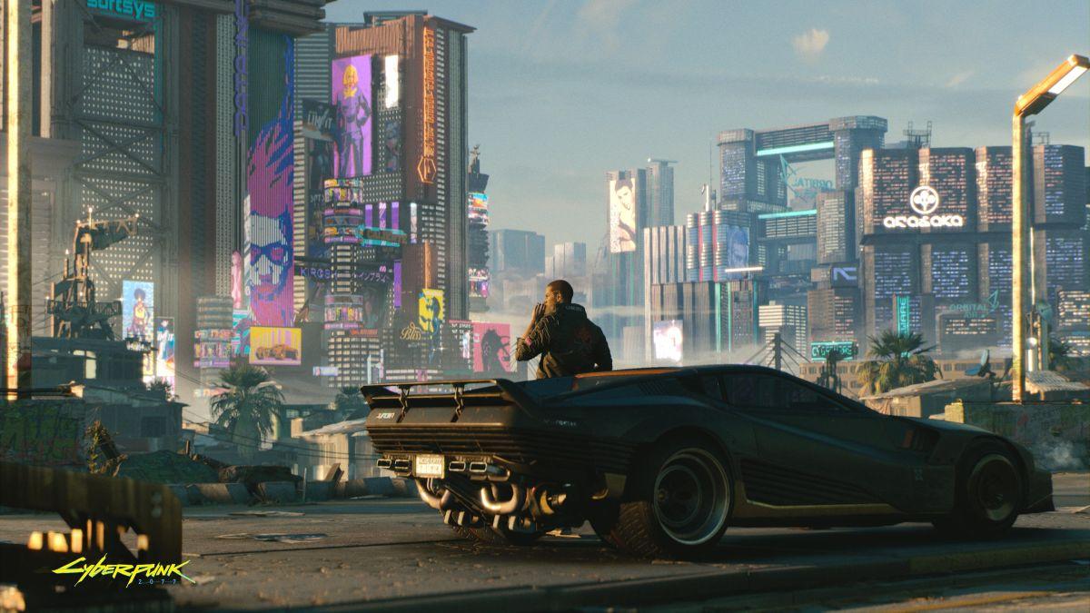 هر خودرو در بازی Cyberpunk 2077 طراحی منحصر به فردی را داراست
