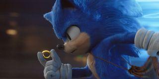 Ben Schwartz in Sonic the Hedgehog