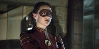 Jesse Quick Violett Beane The Flash The CW
