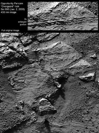 Mars Rover Opportunity Takes First Drive in Nearly Two Months