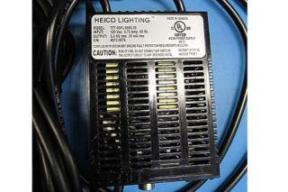 recall, HEICO lighting, a division of EMD Technologies