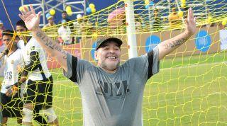Diego Maradona USA visa
