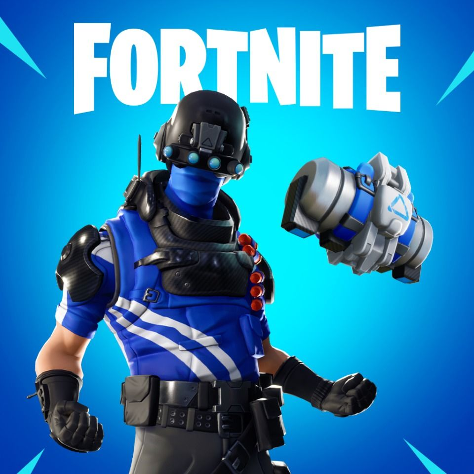 Fortnite PS4 players get free Carbon Commando skin pack
