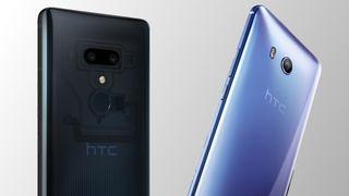 HTC U12 Plus versus HTC U11