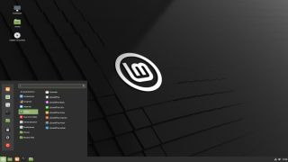 Screenshot of Cinnamon Desktop on Linux Mint 20.1