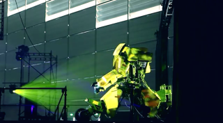 Kuratas robot.