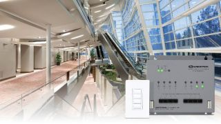 Crestron Shipping New In-Wall, Centralized Control for LED Lighting