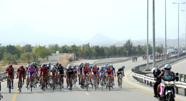 Tour of Oman 2011, stage four