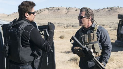 An image from Sicario 2: Soldado