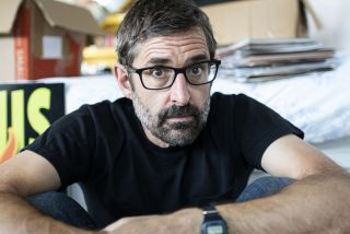 Louis Theroux presents one of the best BBC podcasts, Grounded with Louis Theroux.