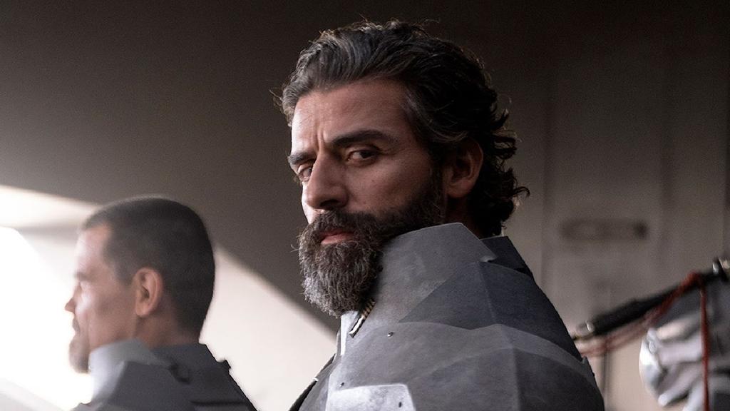 Oscar Isaac as Leto Atreides in Warner Bros' Dune movie reboot