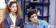 Saved By The Bell's Mario Lopez Recalls 'Little Fight' With Elizabeth Berkley, And It's The Most Hollywood Thing Ever